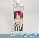 """Пляшка """"Milk Bottle"""" BTS   варіант 13"""