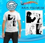 Футболка с аниме «Manga Style» Naruto type 7
