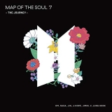 Официальный CD MAP OF THE SOUL: 7 - THE JOURNEY