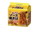Темний оригінальний Японський рамен Maru-chan old-fashioned source chow mein