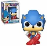 Виниловая фигурка «Funko Pop! Games: Sonic 30th Anniversary - Running Sonic The Hedgehog»