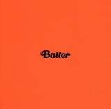 Офіційний CD «BTS Bangtan Boys - Butter (Peaches or Cream version)»