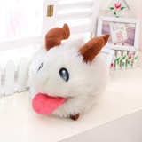 Оригінальна м'яка іграшка Stuffed & Plush Animals - LOL Poro Plush Toy Poro Doll Legal Edition Super Cute Soft Kids Toys Gift 25 cm