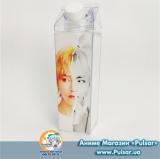 """Пляшка """"Milk Bottle"""" BTS   варіант 12"""