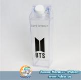 """Пляшка """"Milk Bottle"""" BTS LOVE MYSELF   варіант 10"""