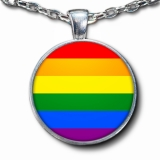 Кулон «LGBT»