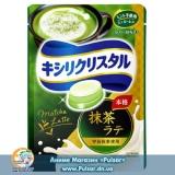 Леденцы Monderizu green tea latte  (Зеленый чай латте)