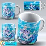 Чашка «Genshin Impact - Kokomi» v.1