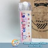 """Пляшка """"Milk Bottle"""" BTS   варіант 9"""