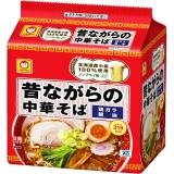 Оригинальный Японский рамэн Maru-chan old-fashioned Chinese buckwheat soy sauce