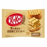 Японские батончики Kitkat [Мини-печенье из цельной пшеницы]
