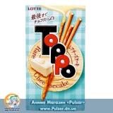 Палочки Lotte Toppo rare cheese cake ( Кремовый Чизкейк)