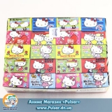 Жевательная резинка Marukawa Hello Kitty gum (with Atari) 55 pieces + Atari content