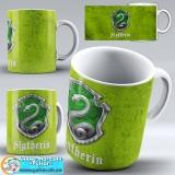 """Чашка """" Harry Potter""""- Slytherin"""