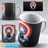"""Чашка """"Avengers""""  - Captain America"""