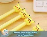 Гелева ручка в аніме стилі Pikachu