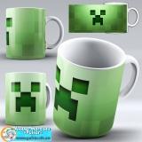 """Чашка """"Minecraft"""""""
