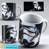 "Чашка ""Star Wars""  - Stormtroopers head"