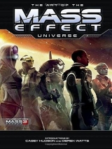 Артбук The Art of The Mass Effect Universe Hardcover ( USA IMPORT)