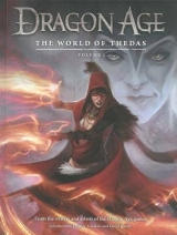 Артбук Dragon Age: The World of Thedas Volume 1 Hardcover – April 16, 2013 ( USA IMPORT)