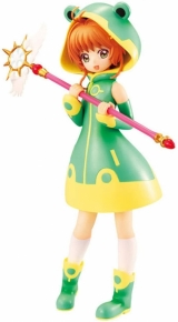 Оригінальна аніме фігурка «Special Figure Kinomoto Sakura -Cute Frog-»