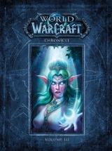 Артбук World of Warcraft Chronicle Volume 3 Hardcover  [ USA IMPORT ]