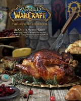 Артбук World of Warcraft: The Official Cookbook Hardcover  [ USA IMPORT ]