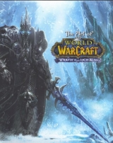 Артбук «The Art of World of Warcraft Wrath of the Lich King» [USA IMPORT]