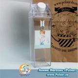 "Пляшка ""Milk Bottle"" BTS SUGA  варіант 6"