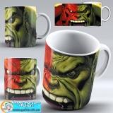 "Чашка ""Marvel Comics"" - Hulk"