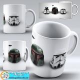 "Чашка ""Star Wars"" - Helmets"