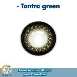 Контактные линзы Tantra green