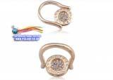 Двухстороннее подвижное кольцо в  стиле K-POP модель 2Side