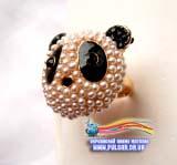 Кольцо в стиле K-POP модель Big Panda