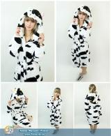 """Халат - кигуруми """"Funny Cow"""""""