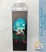 "Бутылка ""Milk Bottle"" Мой сосед Тоторо (Tonari no Totoro) вариант 04"