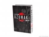Манга на английском языке «Uzumaki (3-in-1 Deluxe Edition) (Junji Ito)»