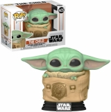 Виниловая фигурка «Funko Pop! Star Wars: The Mandalorian - The Child in Bag»