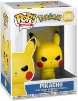 Виниловая фигурка  Funko Pop! Games: Pokemon - Grumpy Pikachu