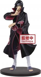Оригинальная аниме фигурка «BanPresto Naruto Shippuden Vibration Stars Uchiha Itachi Figure»