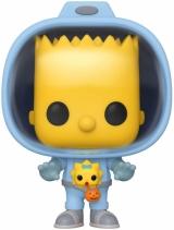 Виниловая фигурка «Funko Pop! Animation: Simpsons - Bart»