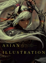 Артбук «Asian Illustration: 46 Asian illustrators with distinctively sensitive and expressive styles» [USA IMPORT]