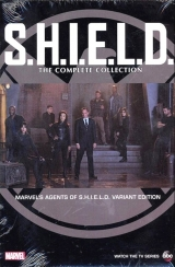Комикс на английском языке S.H.I.E.L.D.: The Complete Collection Omnibus Marvel's Agents of SHIELD Photo Cover Variant   [ USA IMPORT ]