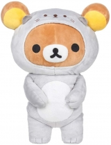 """Оригінальна м'яка іграшка «Rilakkuma San-X Licensed Sea Otter Plush Doll - 13""""»"""