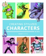 Артбук «Creating Stylized Characters» [US IMPORT]