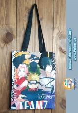 Сумка-шоппер Наруто (Naruto) tape 01