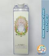 "Бутылка ""Milk Bottle"" Мой сосед Тоторо (Tonari no Totoro) вариант 03"