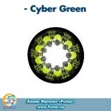 Контактные линзы Cyber Green