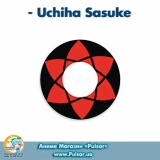 Контактные линзы Naruto Uchiha Sasuke
