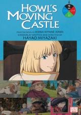 Манга на английском языке «Howl's Moving Castle Film Comic, Vol. 2»